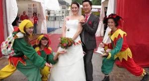 Le 1er mariage du Flip : Yoshi Mimura et Alexia Munoz !