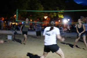 Nocturne Woopy On Off - Tournoi Beach Volley - Flip 2011