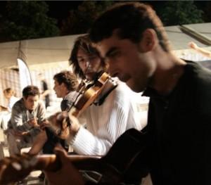 Soirée Concert Woopy On Off de clôture du Festival des Jeux de Parthenay 2011
