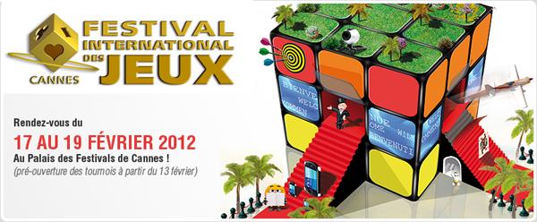 Festival des Jeux de Cannes - 2012