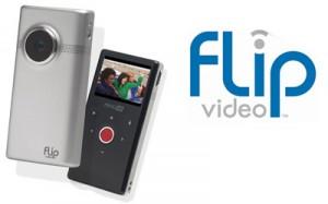 Flip Video obtenue en donation grâce à Cisco et AdB-SolidaTech