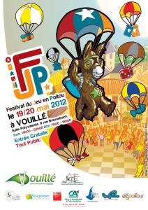 Festival du Jeu en Poitou les 19 et 20 mai 2012 à Vouillé (86)