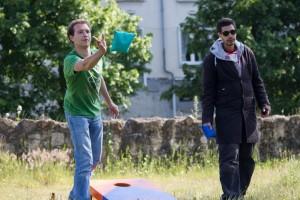 Soirée off du FLIP : tournoi de CornHole