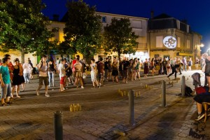 Nocturne off sur le FLIP : tournoi de mölkky